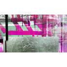 Alleys Rainy pink-mint