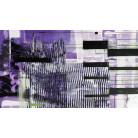 Fringe Upswept violett