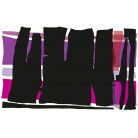Composition 4 pink-black