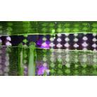 Zigzag Spangling green-violett