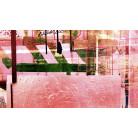 Alleys Rainy rose-darkgreen
